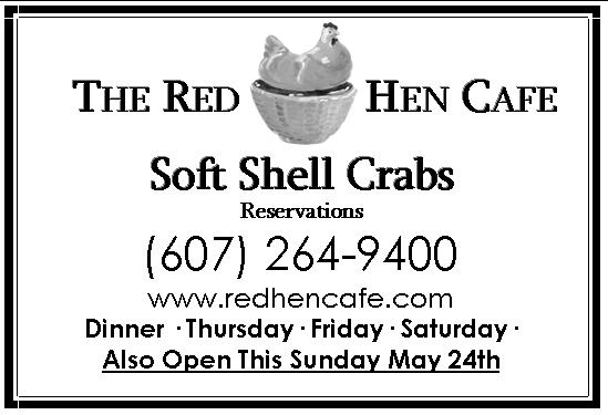 Shoft Shell Crabs Special This Week